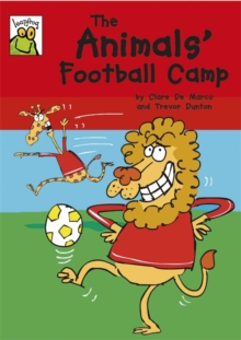 Leapfrog: The Animals' Football Camp, Paperback Book