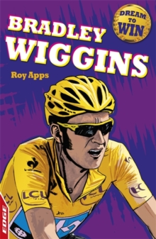 EDGE: Dream to Win: Bradley Wiggins, Paperback / softback Book