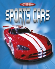 Motormania: Sports Cars, Paperback Book