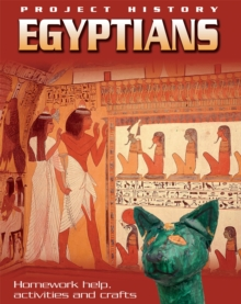 Project History: The Egyptians, Paperback / softback Book