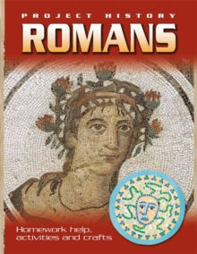 Project History: The Romans, Paperback Book