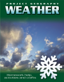 Project Geography: Weather, Paperback / softback Book