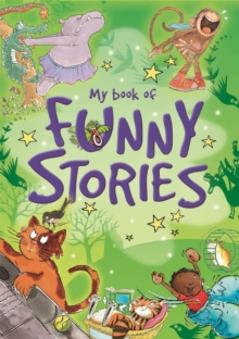 My book of: Funny Stories, Hardback Book