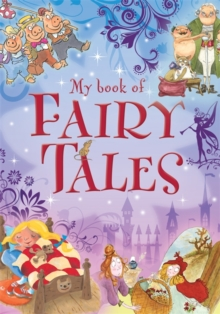 My book of: Fairy Tales, Hardback Book
