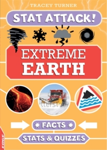 EDGE: Stat Attack: Extreme Earth Facts, Stats and Quizzes, Paperback / softback Book