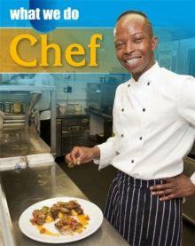 What We Do: Chef, Paperback Book