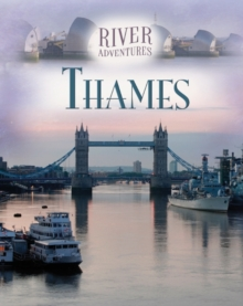 River Adventures: Thames, Paperback Book