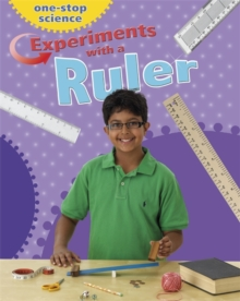 One-Stop Science: Experiments With a Ruler, Paperback Book