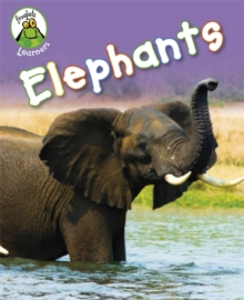 Froglets: Learners: Elephants, Paperback Book