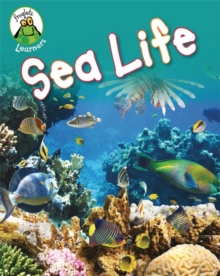 Froglets: Learners: Sea Life, Paperback Book