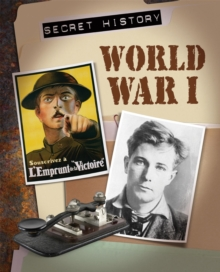 Secret History: World War I, Paperback Book
