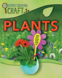 Discover Through Craft: Plants, Hardback Book