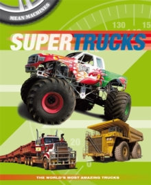 Mean Machines: Supertrucks, Paperback Book