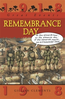 Great Events: Remembrance Day, Paperback Book