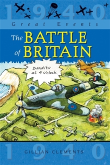 Great Events: The Battle Of Britain, Paperback / softback Book