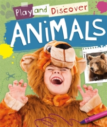 Play and Discover: Animals, Hardback Book
