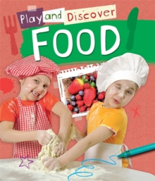 Play and Discover: Food, Hardback Book