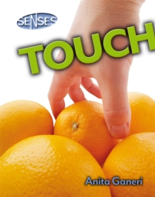 Senses: Touch, Hardback Book