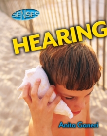 Senses: Hearing, Hardback Book