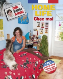 Young Reporter in France: Home Life, Paperback Book