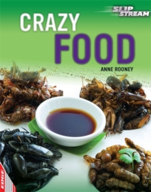 EDGE: Slipstream Non-Fiction Level 2: Crazy Food, Paperback / softback Book