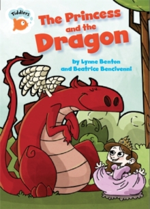 Tiddlers: The Princess and the Dragon, Paperback / softback Book