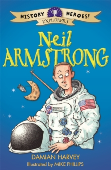 History Heroes: Neil Armstrong, Paperback / softback Book
