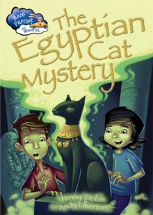 Race Further with Reading: The Egyptian Cat Mystery, Paperback Book
