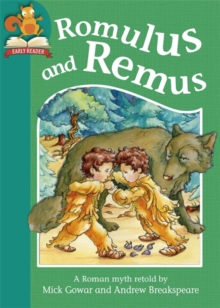 Romulus and Remus, Paperback Book