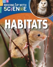 Moving up with Science: Habitats, Paperback Book
