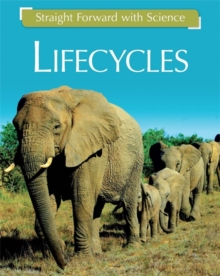 Straight Forward with Science: Life Cycles, Paperback / softback Book