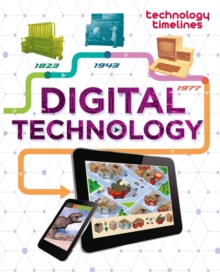 Technology Timelines: Digital Technology, Paperback Book