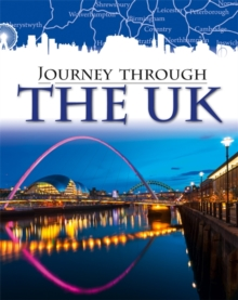 Journey Through: The UK, Paperback Book