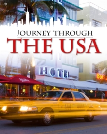 Journey Through: The USA, Paperback Book