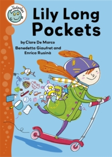 Tadpoles: Lily Long Pockets, Paperback Book