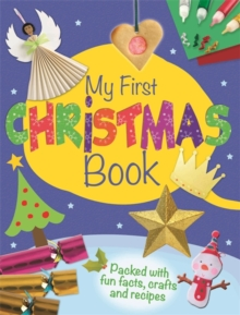 My First Christmas Book, Hardback Book