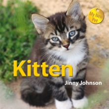 My New Pet: Kitten, Paperback Book