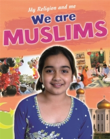 We are Muslims, Paperback Book