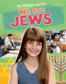 My Religion and Me: We are Jews, Paperback / softback Book