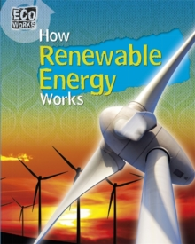 Eco Works: How Renewable Energy Works, Paperback Book