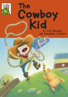 The Cowboy Kid, Paperback Book