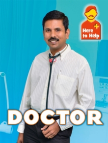 Here to Help: Doctor, Paperback Book