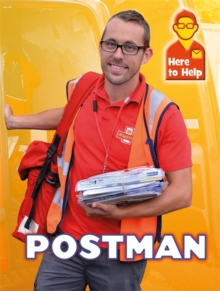 Here to Help: Postman, Paperback Book