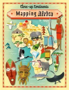 Close-up Continents: Mapping Africa, Paperback Book