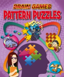 Brain Games: Pattern Puzzles, Hardback Book