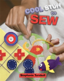 Cool Stuff to Sew, Paperback / softback Book
