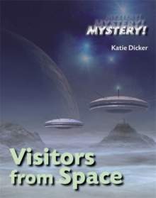 Mystery!: Visitors from Space, Hardback Book