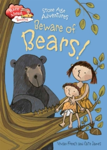 Stone Age Adventures: Beware of Bears!, Paperback Book