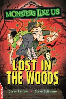 Lost in the Woods, Hardback Book