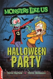 EDGE: Monsters Like Us: Halloween Party, Paperback Book